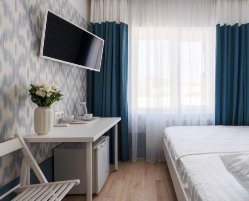 Номер в гостинице «Жемчужина» г. Архипо-Осиповка